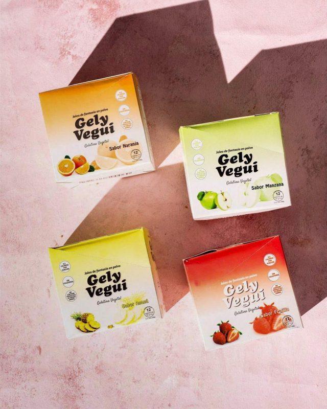 Gelatina Vegana🌱  . . Les gustaría que subamos recetas con gelatina vegana? 🙏🏽 . #gelatina #vegana #vegano #sinanimales #comidasaludable #nutricion