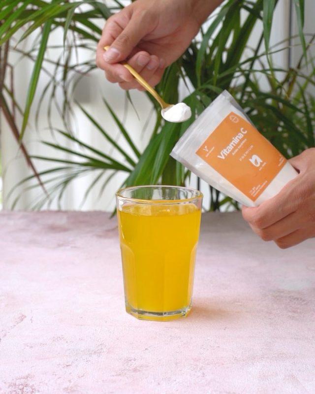 Nuevo producto - Vitamina C ✨ 🥳 Próximamente en la tienda online!